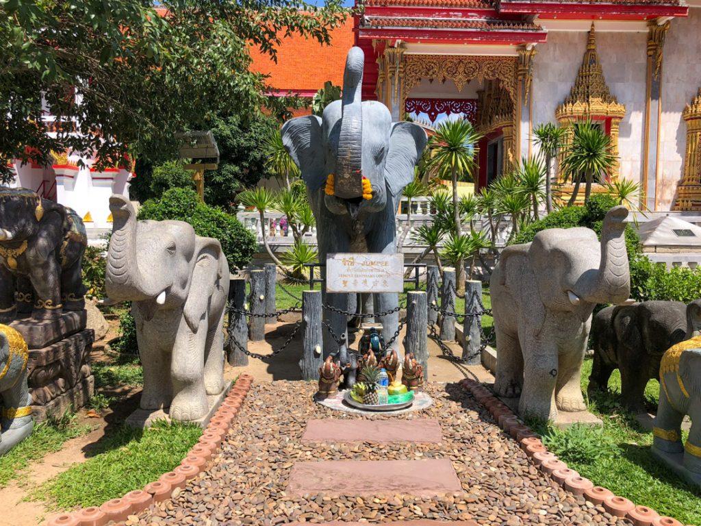 bezienswaardigheden op Phuket